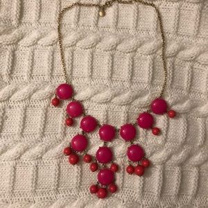 J. Crew Bib Necklace